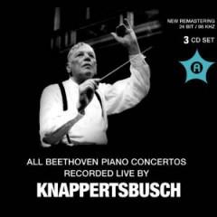Beethoven, L. Van - PIANO CONCERTOS 3-5