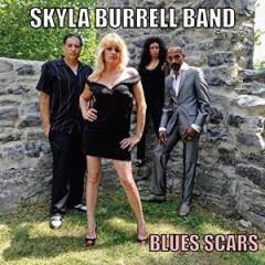 BURRELL, SKYLA -BAND- - BLUES SCARS