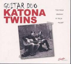 PIAZZOLLA & GRANADOS - KATONA TWINS GUITAR DUO