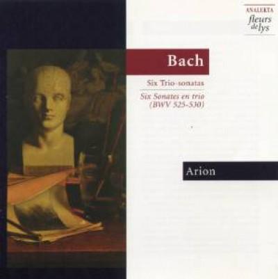 Bach, J.S. - Trio Sonatas Bwv 525 530