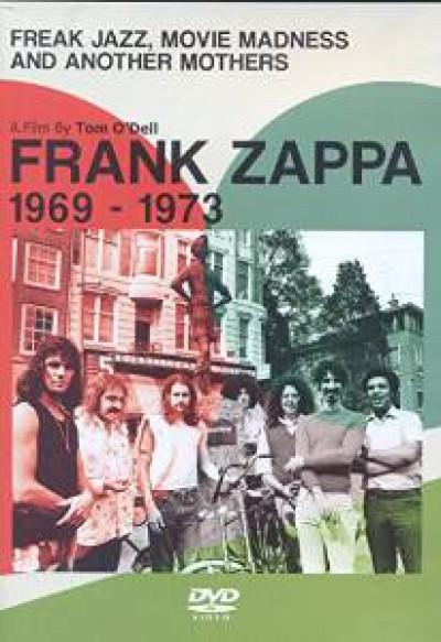 Zappa, Frank - FREAK JAZZ, MOVIE..