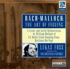 Bach, J.S. - ART OF FUGUING