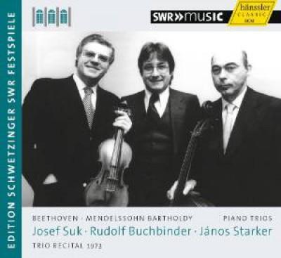 Beethoven, L. Van - Piano Trio No.3