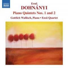 Dohnanyi, E. V. - KLAVIERQUINTETTE 1 & 2
