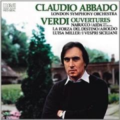 Abbado, Claudio - Overtures Verdi