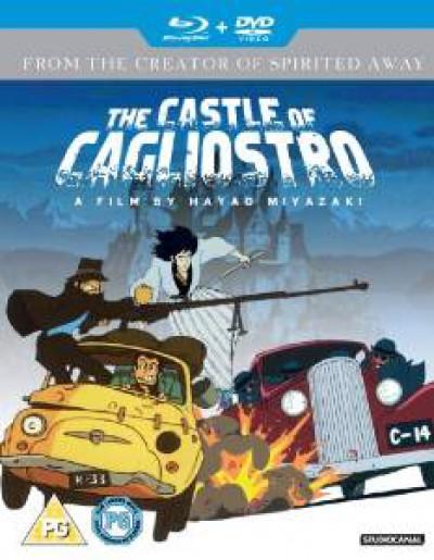Anime - Castle Of Cagliostro