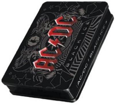 AC/DC - Black Ice =Steelbox=