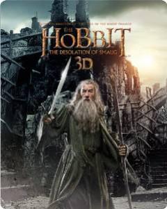 Movie - Hobbit Pt.2  3 D