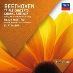 Beethoven, L. Van - Triple Concerto/Choral Fa