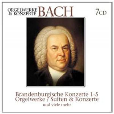 Bach, J.S. - Bach: Orgelwerke &..