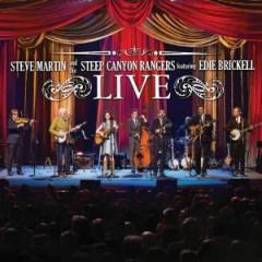 Martin, Steve & The Steep - Featuring Edie..  Cd+Dvd