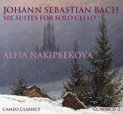 Bach, J.S. - SIX SUITES FOR SOLO CELLO