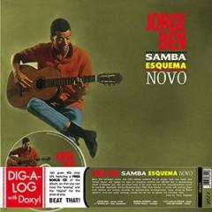 Ben, Jorge - Samba Esquema Novo Lp+Cd