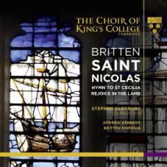 Britten, B. - Saint Nicolas