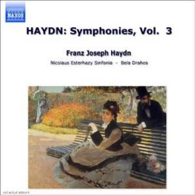 Haydn, J. - SYMPHONIEN VOL.3