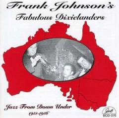 Johnson, Frank  Fabulous - Jazz From Down Under