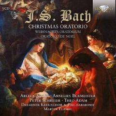 Bach, J.S. - CHRISTMAS ORATORIO