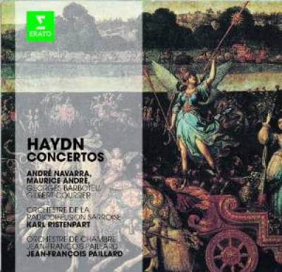 Haydn, J. - Trumpet & Cello Concerto