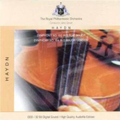 Haydn, J. - Symphony No.102 & 104