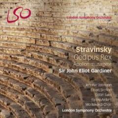 Stravinsky, I. - Oedipus Rex   Apollon..