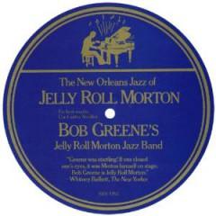 Greene, Bob  Jelly Roll M - New Orleans Jazz Of