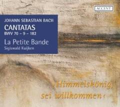Bach, J.S. - Cantatas Bwv70 9 182 Vol.