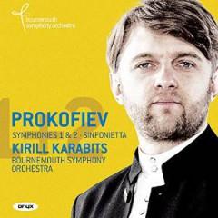 Prokofiev, S. - SYMPHONIES NO.1 & 2