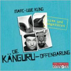 Audiobook - Die Kanguru Offenbarung