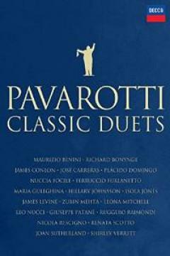 Garrett, David - PAVAROTTI-CLASSIC DUETS