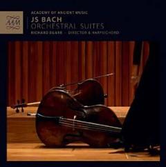 Bach, J.S. - ORCHESTRAL SUITES NO.1-4
