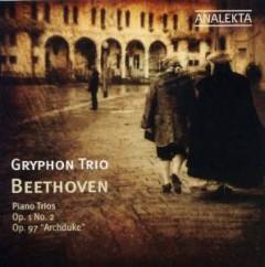 Beethoven, L. Van - Piano Trios