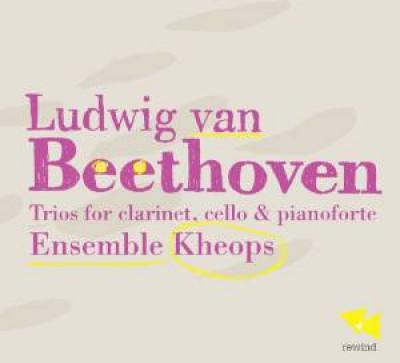 Beethoven, L. Van - Trios For Clarinet, Cello