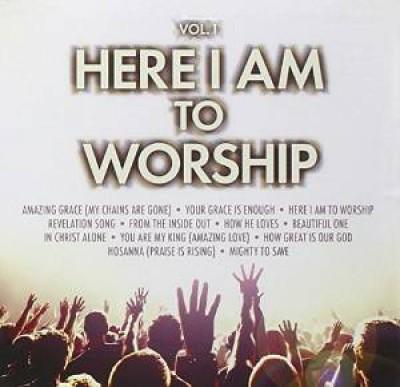 Maranatha Music - HERE I AM TO WORSHIP 1