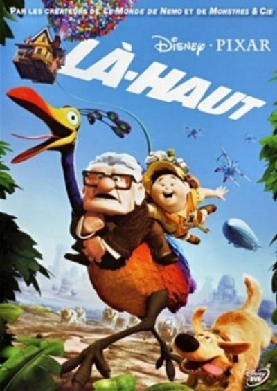 Animation - La Haut