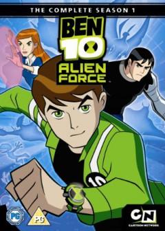 Tv Series - Ben 10: Alien Force