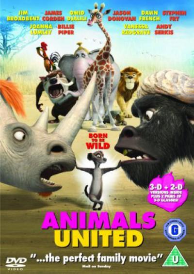 Animation - Animals United  3 D