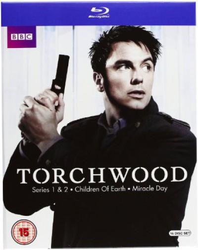 Tv Series - Torchwood   Series 1 4