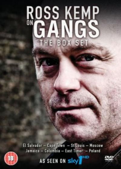 Documentary - Ross Kemp On Gangs Boxset