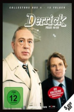 Tv Series - Derrick Collector's Box 4