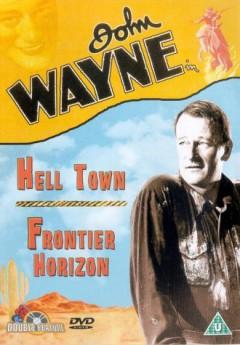 Movie - John Wayne   Helltown /..