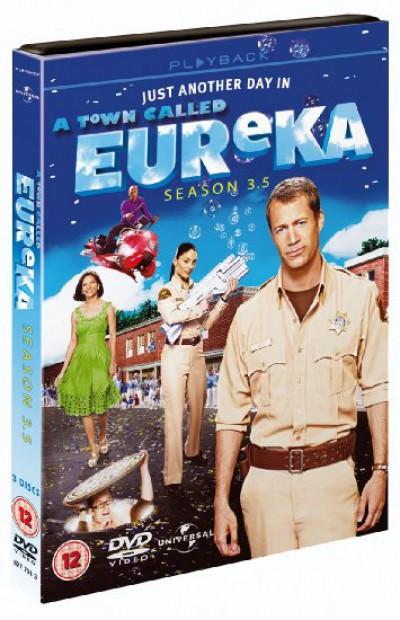 Tv Series - Eureka: Season 3.5