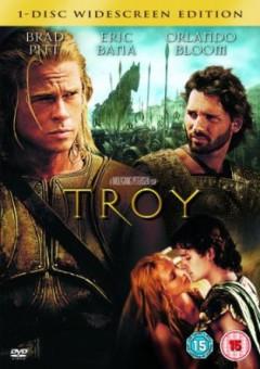 Movie - Troy  1 Disc
