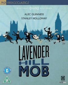Movie - Lavender Hill Mob