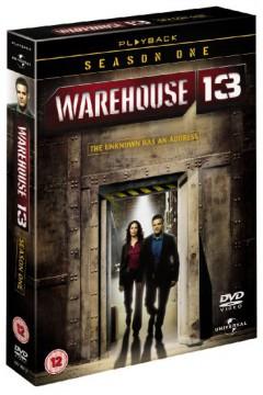 Tv Series - Warehouse 13: Series 1