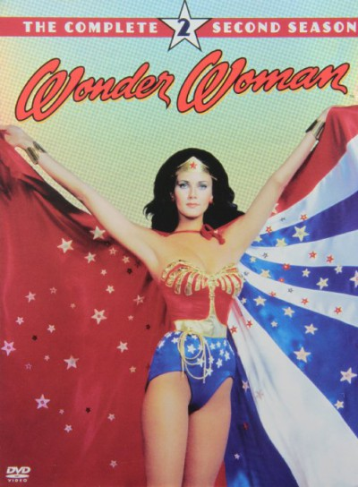 Tv Series - Wonder Woman =2 Nd Season