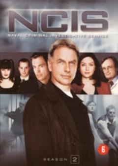 Tv Series - Ncis Complete Season 2