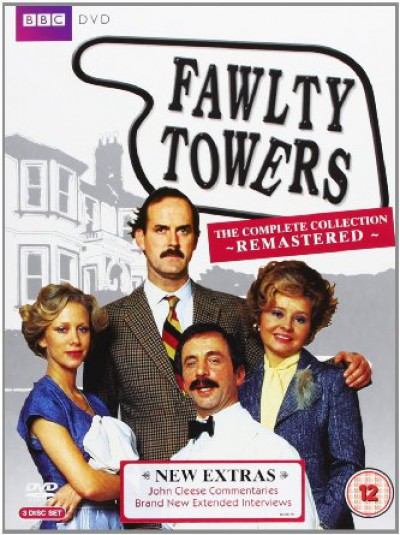 Tv Series - Fawlty Towers  Remast