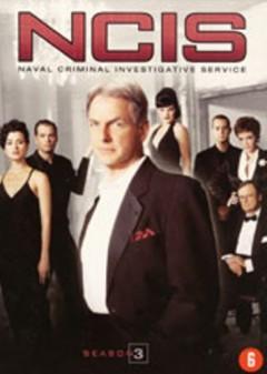 Tv Series - Ncis Complete Season 3