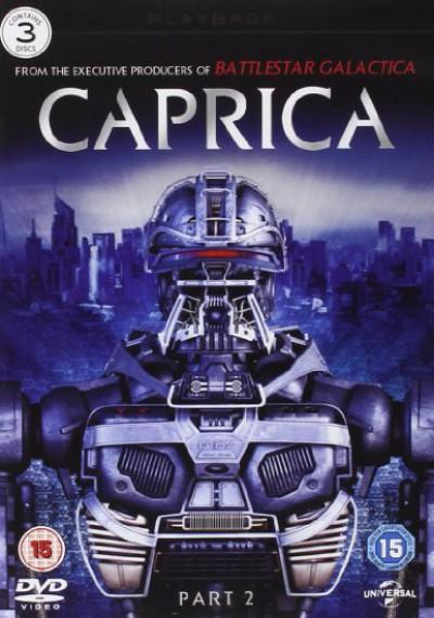 Tv Series - Caprica: Season 1, Vol 2