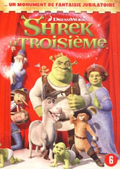 Animation - Shrek 3